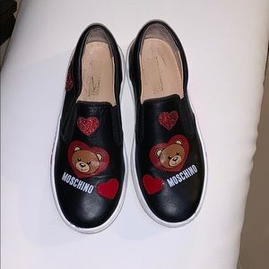 MOSCHINO LOAFERS